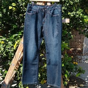 Apt 9 Men's Denim Jeans Straight Fit 33/30